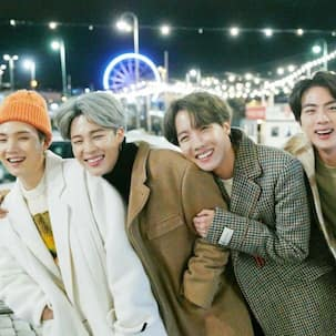 Week that was Hollywood: South Korean actress Song Yoo-jung passes away, BTS shares preview of their 2021 winter package