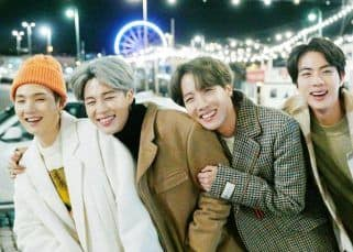 BTS' 2021 winter package trailer is all about hope; Members 'chill' with each other in the cold