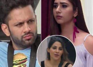 Bigg Boss 14: Rahul Vaidya संग लड़ते हुए बिगड़ी Nikki Tamboli की जुबान, कहा 'Disha Parmar मुझसे नफरत करती है, उसकी इज्जत'