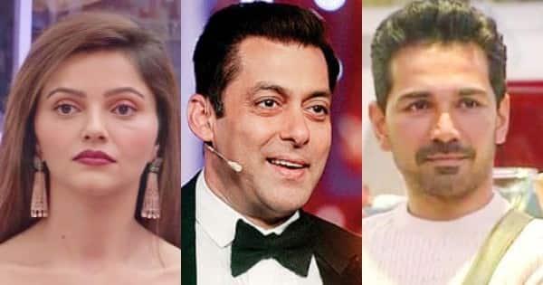 Bigg Boss 14: Do you think Salman Khan was right in reprimanding Abhinav Shukla and Rubina Dilaik over the 'f - Bollywood Life