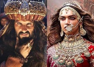 Deepika Padukone and Ranveer Singh pour their heart out as Padmaavat completes 3 years of its release
