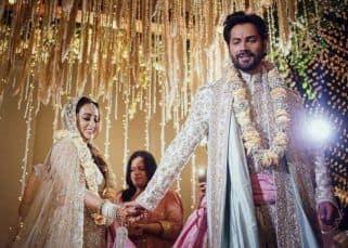 Varun Dhawan-Natasha Dalal Wedding LIVE UPDATES: वरुण धवन की पत्नी बनीं नताशा दलाल, देखें PICS