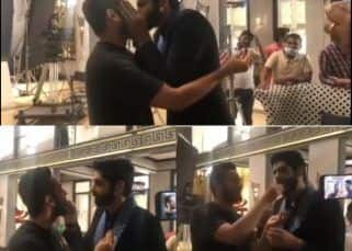 Ishq Mein Marjawan 2: Vansh aka Rrahul Sudhir and Kabir aka Vishal Vashishtha's bromance and celebration ends with a KISS — watch video
