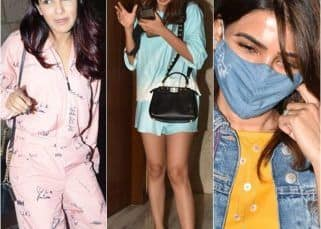 These awkward pictures of Jasmin Bhasin, Kiara Advani and Samantha Akkineni will make you think what were they up to