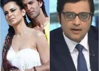 Kangana Ranaut finally breaks silence on Arnab Goswami calling her 'sexually possessed with Hrithik Roshan' in his leaked WhatsApp chats