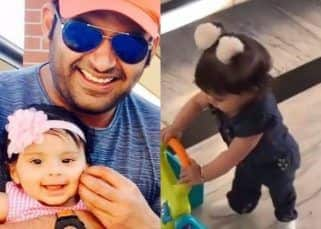 Kapil Sharma's rockstar daughter Anayra dancing to Honey Singh's Jingle Bell is the cutest video on the internet today