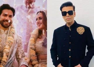 Varun Dhawan-Natasha Dalal wedding: Karan Johar on assuming parental role for his Student of the Year: 'My boy is all grown up'