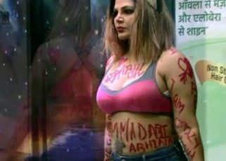 Bigg Boss 14 PROMO: 'Mere pati ke naam ka permanent tattoo karwa le, I don't care,' Rubina Dilaik snaps at Rakhi Sawant