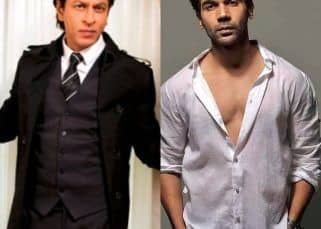 Rajkummar Rao: I am an actor because of Shah Rukh Khan sir, could connect with his journey