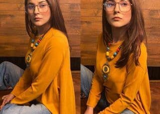 Bigg Boss 13's Shehnaaz Gill turns geeky yet cute in her latest photoshoot
