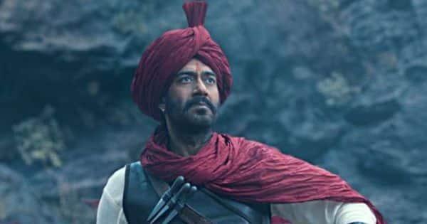 1 साल की तन्हाजी: 'बॉक्स ऑफिस पर धमाकेदार शुरुआत हुई, बाकी 2020 धमाकेदार रहे,' अजय देवगन कहते हैं- देखें वीडियो