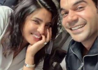 The White Tiger: Priyanka Chopra and Rajkummar Rao discuss their favourite Hajmolas on a dinner date — watch video
