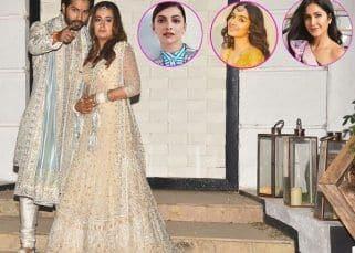 Varun Dhawan and Natasha Dalal wedding: Deepika Padukone, Shraddha Kapoor, Katrina Kaif and others send wishes for the newlyweds