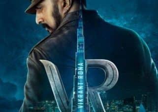 Vikrant Rona: Kichcha Sudeepa starrer to be the world's 1st movie to have its title logo and sneak-peek revealed on the Burj Khalifa