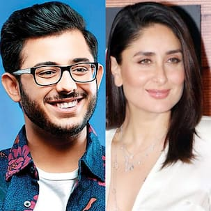 Ajey Nagar aka CarryMinati RESPONDS to Kareena Kapoor's question of him being an 'online bully'