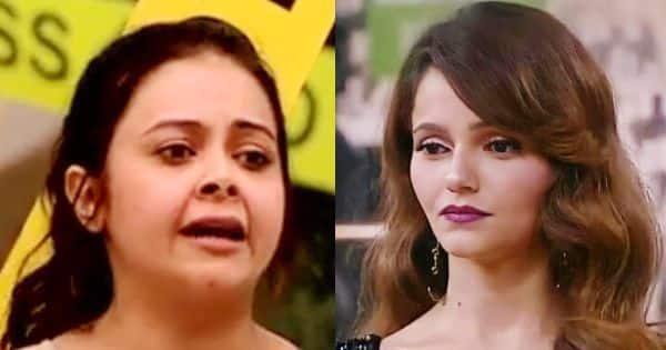 Bigg Boss 14: Devoleena Bhattacharjee on Rubina Dilaik showing her pinky; says, 'In our season contestants op - Bollywood Life