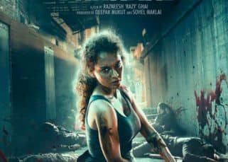 Dhaakad NEW POSTER: Kangana Ranaut's Agent Agni is ready for bloodshed as she announces the release date