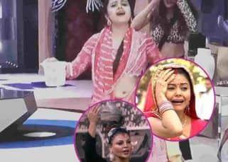 Bigg Boss 14: Devoleena Bhattacharjee के अंदर घुसी 'गोपी बहू' की आत्मा, सास बनी Rakhi Sawant ने सुलझाई रसोड़े की गुत्थी