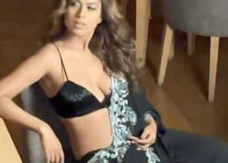 Nia Sharma stuns in this hot black outfit – view pics