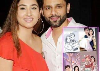 Bigg Boss 14: Rahul Vaidya के साथ शादी की Fan-Made Pics देखकर उछल पड़ीं Disha Parmar, कहा, 'दिल चुरा लिया यार...'