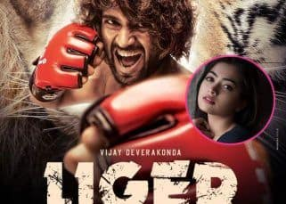 Liger: Rashmika Mandanna labels Vijay Deverakonda's first look 'KILLER'; says, 'I legit will be on my feet whistling and dancing'