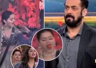 Bigg Boss 14: Rubina Dilaik ने Arshi Khan के सामने थूका फरेब का लड्डू, Salman Khan ने लगाई लताड़