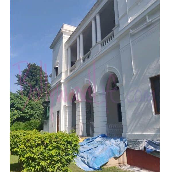 कुछ-कुछ महीने में होती रहती है पटौदी पैलेस (Pataudi Palace) की मरम्मत