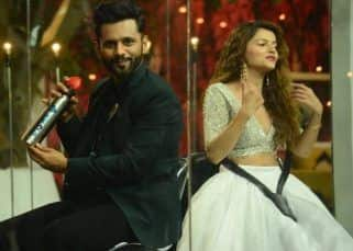 Bigg Boss 14 PROMO: Rahul Vaidya and Rubina Dilaik face an onslaught of fiery questions during BB Press Conference