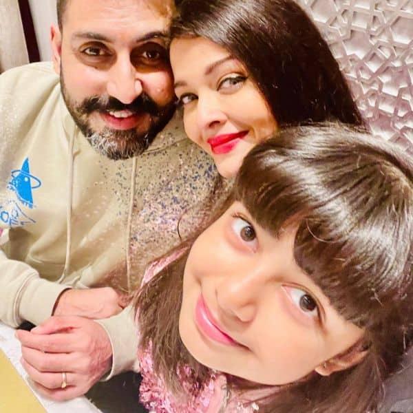 Abhishek Bachchan and Aishwarya Rai Bachchan's daughter Aaradhya Bachchan