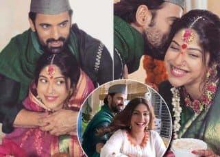 Kullfi Kumarr Bajewala फेम Mohit Malik ने गोदभराई के दिन Aditi Malik पर लुटाया खूब प्यार, जल्द देंगे 'गुड न्यूज'