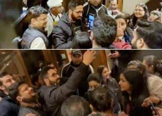 Anek: Ayushmann Khurrana gets mobbed while having dinner after his shoot; his response will SHOCK you – view pics