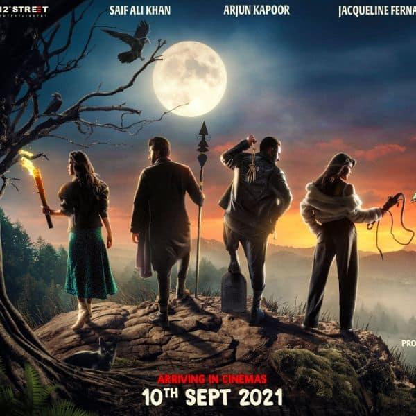Rani Mukerji,Yami Gautam,Arjun Kapoor,Bunty Aur Babli,Bhoot Police,Jacqueline Fernandez,Saif Ali Khan, Bhoot Police release date, Bhoot Police release September 10