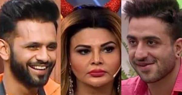 Bigg Boss 14: Fans are divided between Rakhi Sawant's decision and Rahul Vaidya-Aly Goni's generosity — view - Bollywood Life