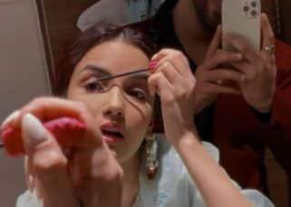 Aly Goni captures Jasmin Bhasin's makeup session making #JasLy fans go aww