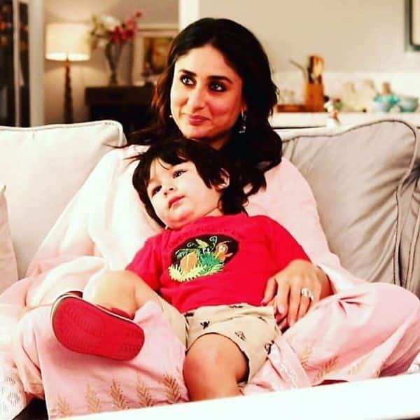 Kareena Kapoor Khan – the doting mother