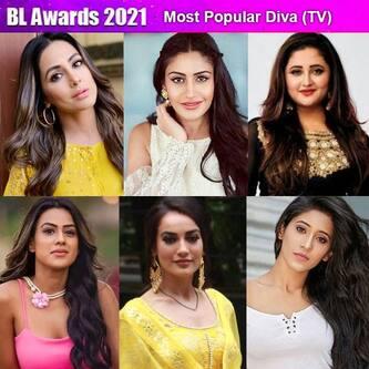 BL Awards 2021 Most Popular Diva (TV): हिना खान, शिवांगी जोशी या फिर सुरभि चंदना? लोगों के दिलों पर कौन सी हसीना करती है राज?