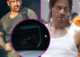 Salman Khan ने शुरू की Shah Rukh Khan की Pathan की शूटिंग, देखें सेट से LEAK हुई FIRST PIC