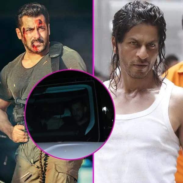 Salman Khan ने Shah Rukh Khan संग शुरू की Pathan की शूटिंग
