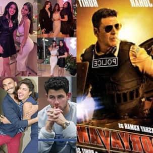 Trending Entertainment News Today: Priyanka Chopra's double date, Suhana Khan's party, Sooryavanshi's delay