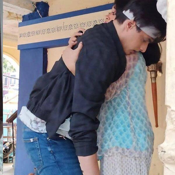 That hug