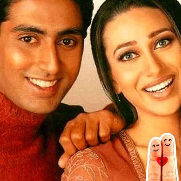 अभिषेक बच्चन-करिश्मा कपूर (Abhishek Bachchan-Karisma Kapoor)