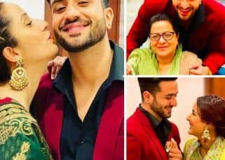 Bigg Boss 14 finalist Aly Goni celebrates his birthday with Jasmin Bhasin and his family – view pics