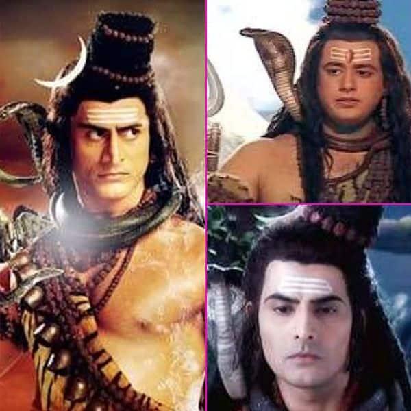 ये स्टार्स भगवान शिव का किरदार निभाकर हुए फेमस