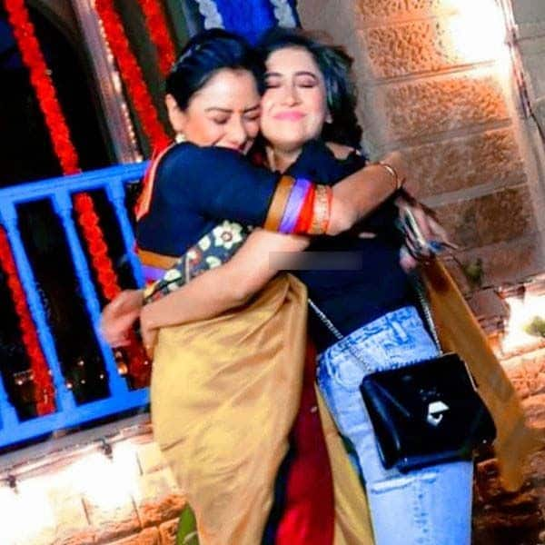 शिवांगी जोशी पर 'अनुपमा' (Anupamaa) स्टार ने लुटाया प्यार