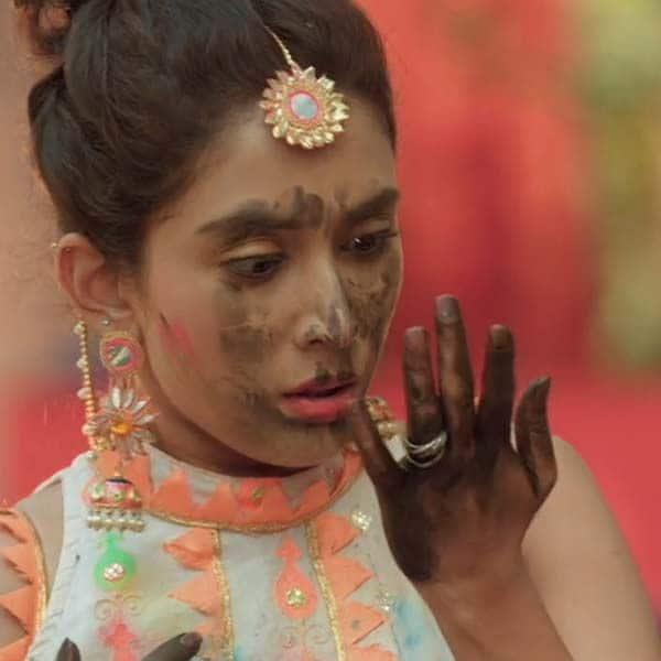रिया के मुंह पर कालिख पोतेगी सीरत (Shivangi Joshi)