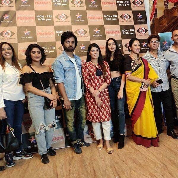 उत्साह से भरी दिखी 'मन की आवाज प्रतिज्ञा 2' (Mann Kee Awaaz Pratigya 2) की टीम