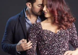 Aamir Khan seems madly in love with Elli AvrRam in first look of their upcoming song Har Funn Maula — view pic