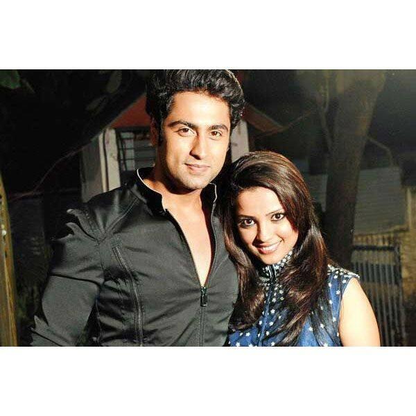 अंकित गेरा और अदा खान (Ankit Gera and Adaa Khan)