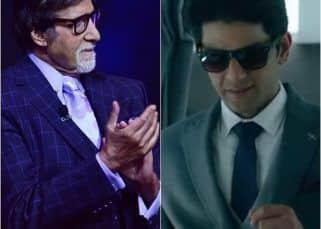 'Flight' स्टार Mohit Chadha की Shah Rukh Khan से हुई तुलना तो Amitabh Bachchan ने कही ये बात