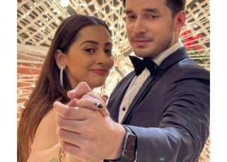 Anupamaa's Samar aka Paras Kalnawat opens up on dating rumours with costar Anagha Bhosale aka Nandini – view pics